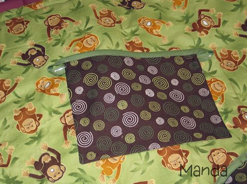 Project – Sewing a Shopping Cart Cover