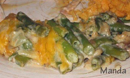 What's for Dinner? – Green Bean Casserole