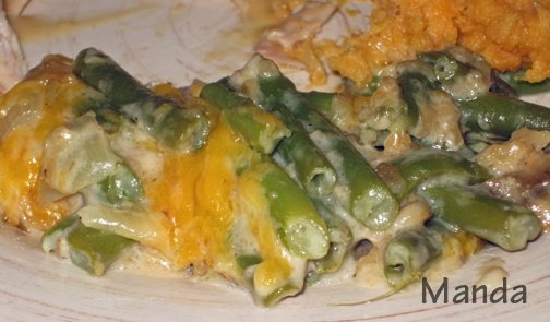 What's for Dinner? – Green Bean Casserole