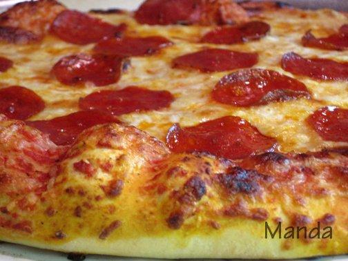 What's for Dinner? – Homemade Pizza