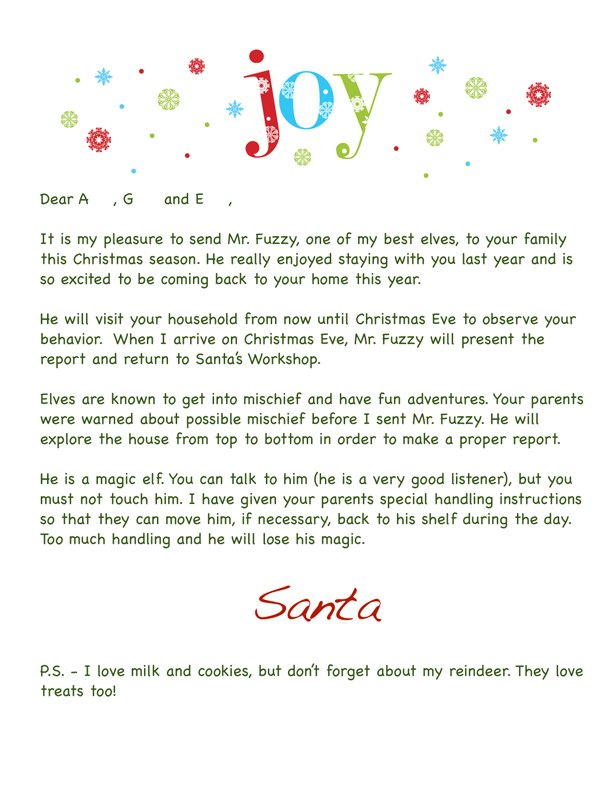 2012 Elf Welcome Ltr